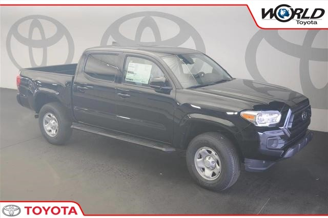 New 2020 Toyota Tacoma 4WD SR Double Cab 5' Bed V6 AT (Natl)